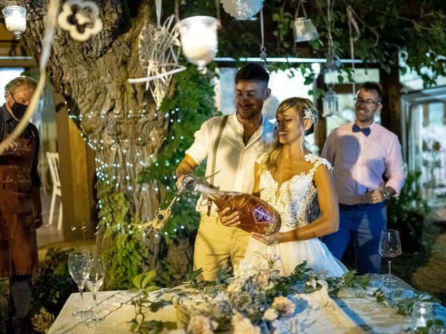 Il matrimonio di Simone e Irene a Barberino Val d'Elsa, Firenze 57