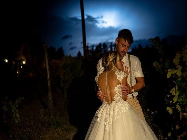 Il matrimonio di Simone e Irene a Barberino Val d'Elsa, Firenze 58