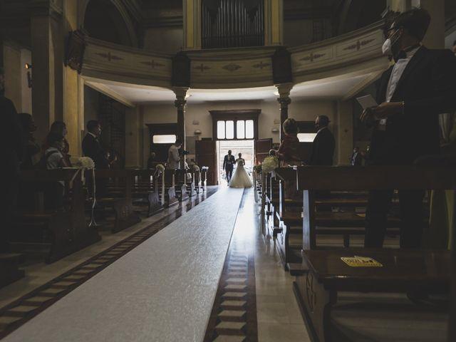 Il matrimonio di Luca e Chiara a Belgioioso, Pavia 29
