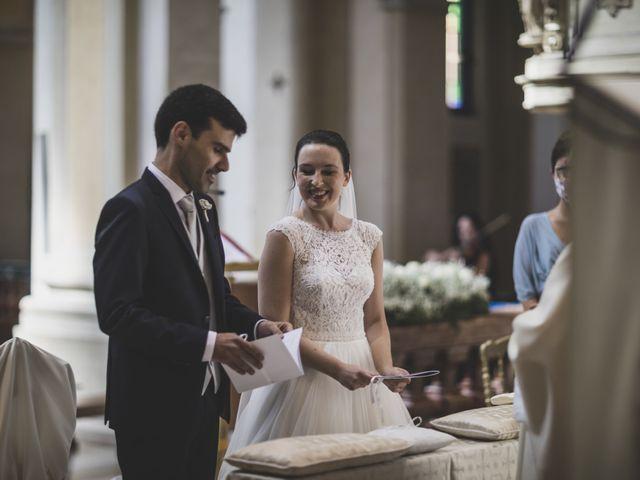 Il matrimonio di Luca e Chiara a Belgioioso, Pavia 30