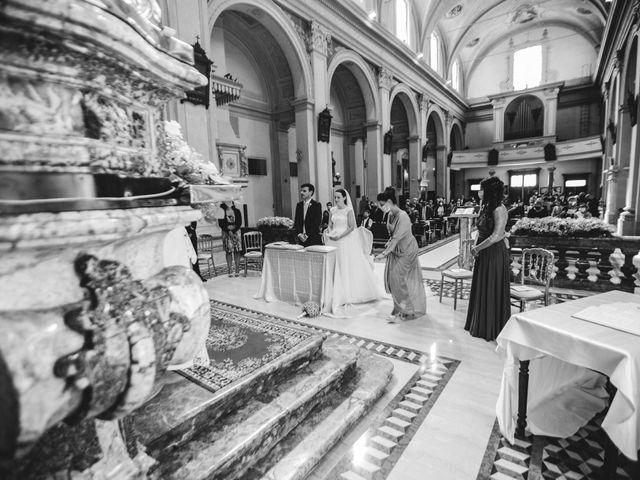 Il matrimonio di Luca e Chiara a Belgioioso, Pavia 31