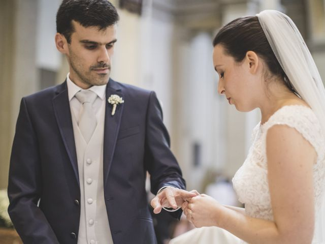 Il matrimonio di Luca e Chiara a Belgioioso, Pavia 35
