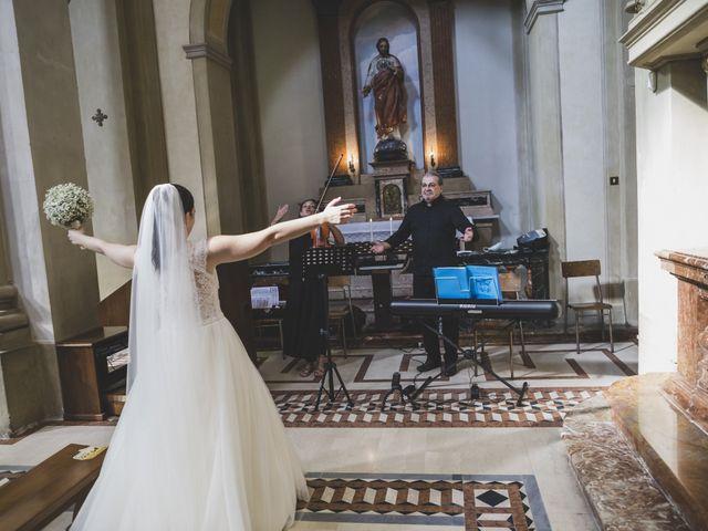 Il matrimonio di Luca e Chiara a Belgioioso, Pavia 38