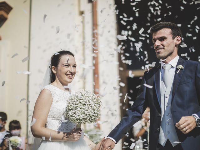 Il matrimonio di Luca e Chiara a Belgioioso, Pavia 40