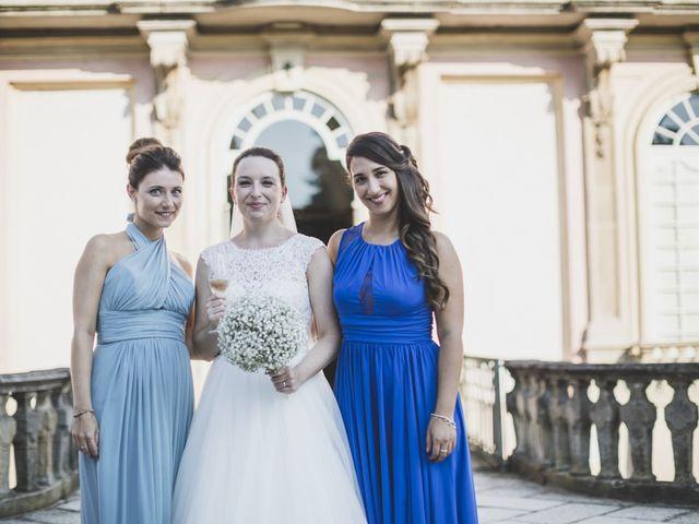 Il matrimonio di Luca e Chiara a Belgioioso, Pavia 44