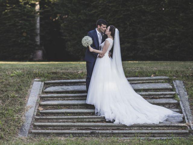 Il matrimonio di Luca e Chiara a Belgioioso, Pavia 46