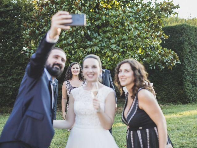 Il matrimonio di Luca e Chiara a Belgioioso, Pavia 56
