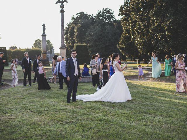 Il matrimonio di Luca e Chiara a Belgioioso, Pavia 57