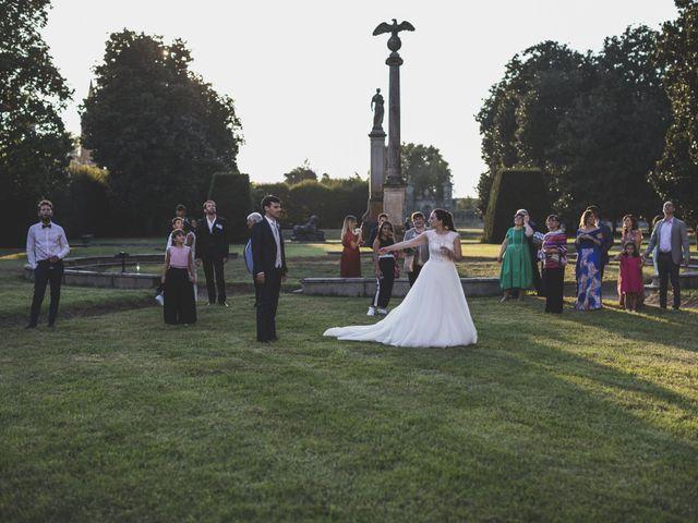 Il matrimonio di Luca e Chiara a Belgioioso, Pavia 58