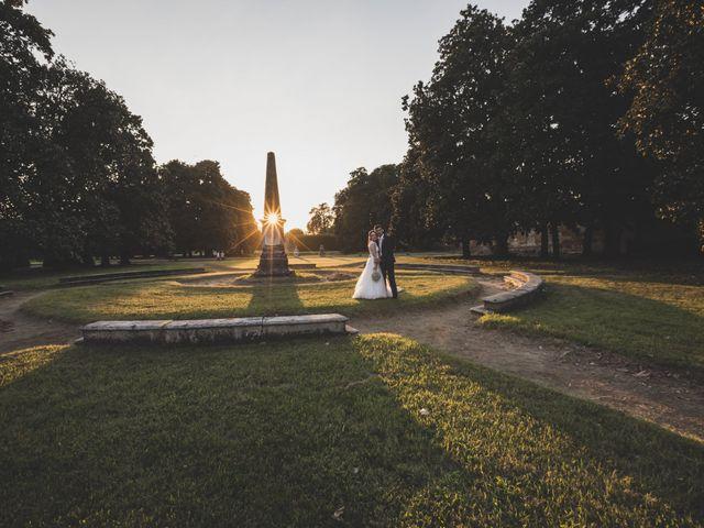 Il matrimonio di Luca e Chiara a Belgioioso, Pavia 59