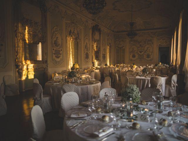 Il matrimonio di Luca e Chiara a Belgioioso, Pavia 60