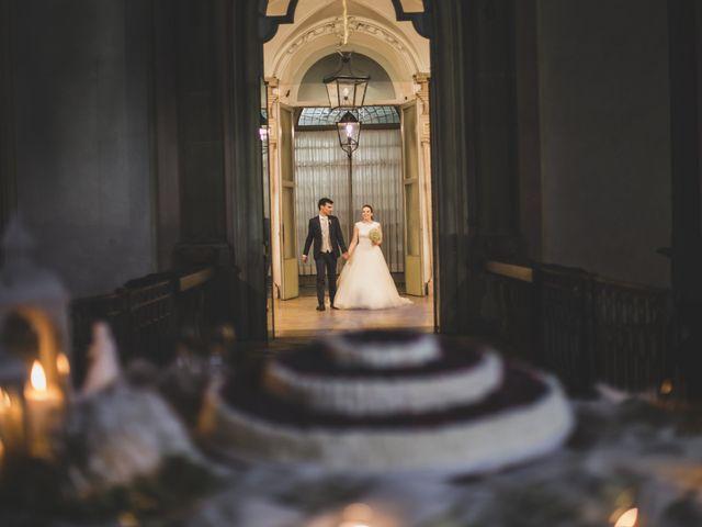 Il matrimonio di Luca e Chiara a Belgioioso, Pavia 67