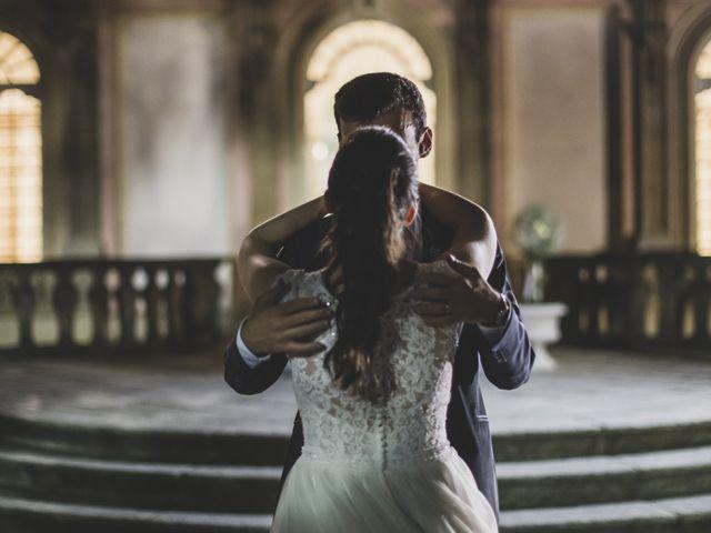 Il matrimonio di Luca e Chiara a Belgioioso, Pavia 73