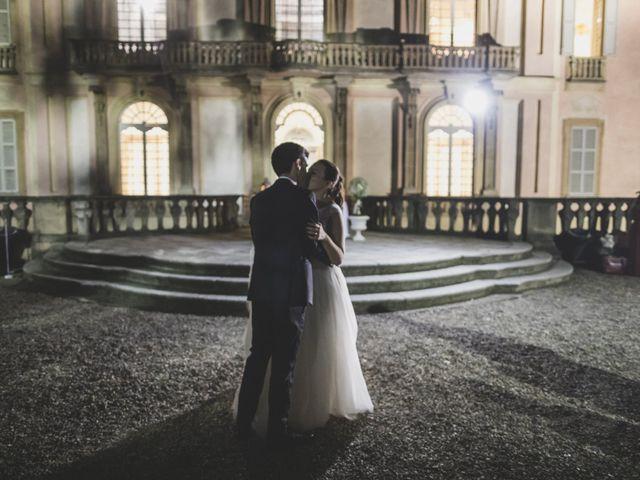 Il matrimonio di Luca e Chiara a Belgioioso, Pavia 74