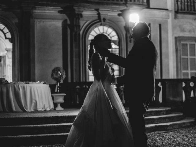 Il matrimonio di Luca e Chiara a Belgioioso, Pavia 76