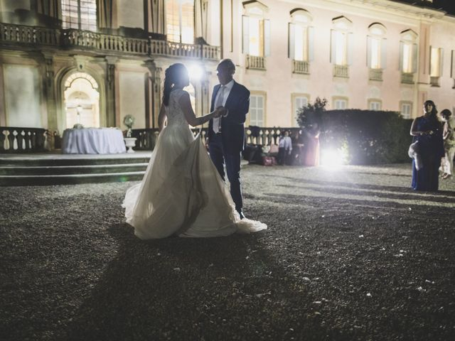 Il matrimonio di Luca e Chiara a Belgioioso, Pavia 77