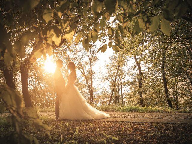 Le nozze di Claudia e Angelo