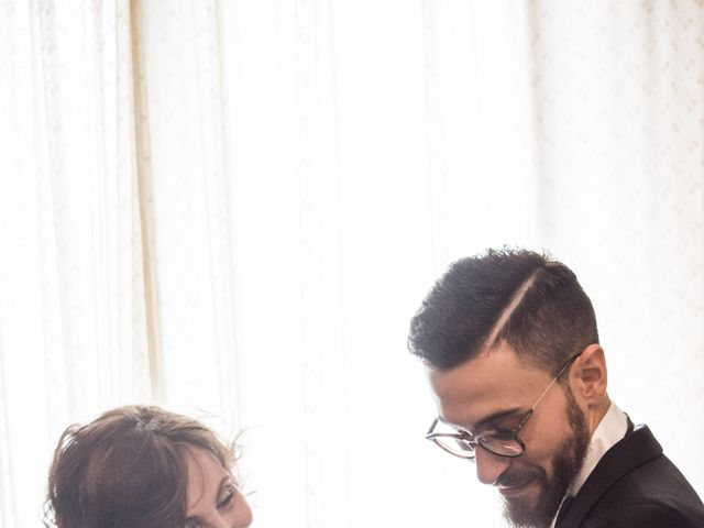 Il matrimonio di Alessio e Sirena a Quarrata, Pistoia 30