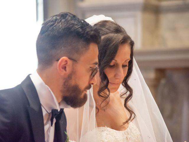Il matrimonio di Alessio e Sirena a Quarrata, Pistoia 47