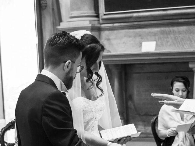 Il matrimonio di Alessio e Sirena a Quarrata, Pistoia 48