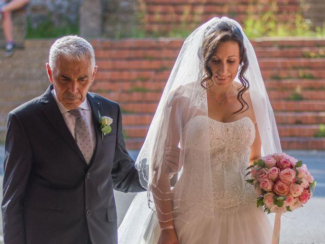 Il matrimonio di Alessio e Sirena a Quarrata, Pistoia 51