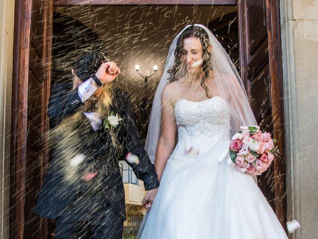 Il matrimonio di Alessio e Sirena a Quarrata, Pistoia 52