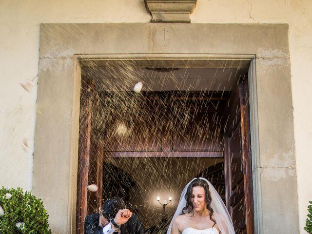 Il matrimonio di Alessio e Sirena a Quarrata, Pistoia 53