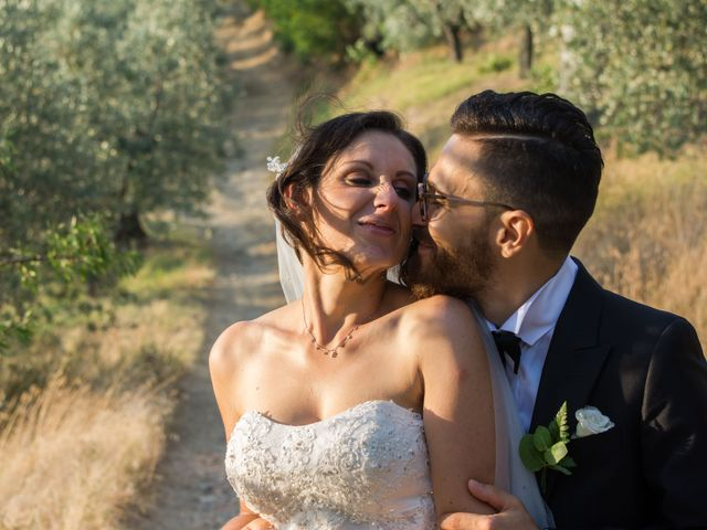 Il matrimonio di Alessio e Sirena a Quarrata, Pistoia 56