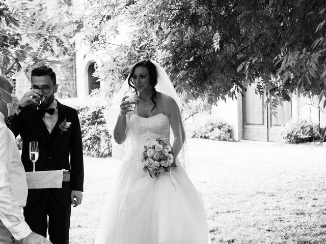Il matrimonio di Alessio e Sirena a Quarrata, Pistoia 60