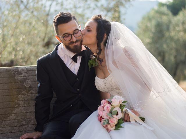 Il matrimonio di Alessio e Sirena a Quarrata, Pistoia 61