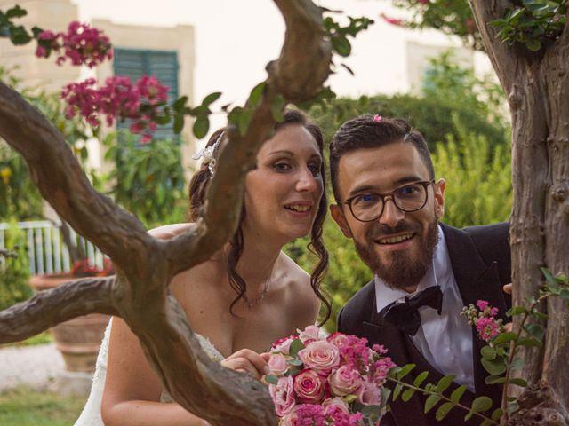 Il matrimonio di Alessio e Sirena a Quarrata, Pistoia 64