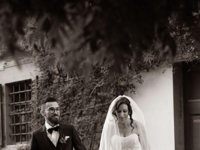 Il matrimonio di Alessio e Sirena a Quarrata, Pistoia 65