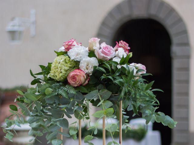 Il matrimonio di Alessio e Sirena a Quarrata, Pistoia 66