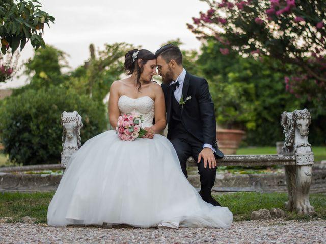 Il matrimonio di Alessio e Sirena a Quarrata, Pistoia 76