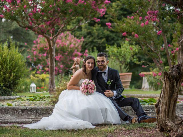 Il matrimonio di Alessio e Sirena a Quarrata, Pistoia 78