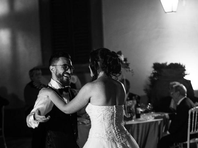 Il matrimonio di Alessio e Sirena a Quarrata, Pistoia 83