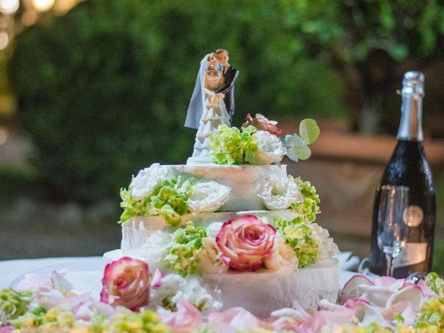 Il matrimonio di Alessio e Sirena a Quarrata, Pistoia 85