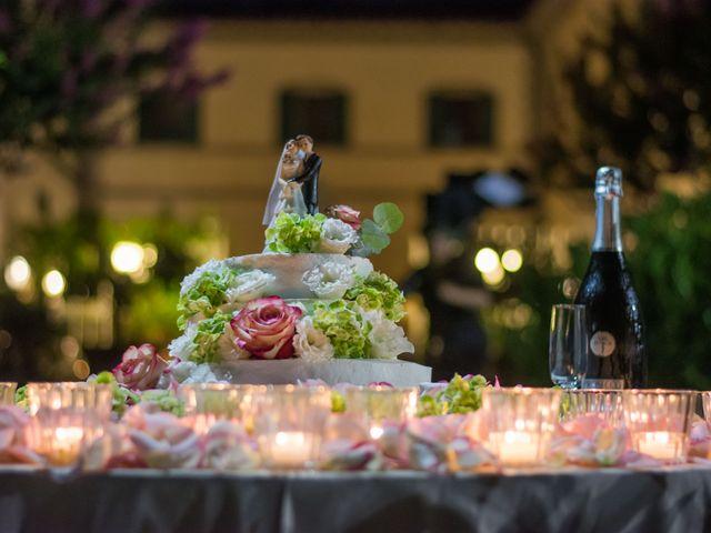 Il matrimonio di Alessio e Sirena a Quarrata, Pistoia 86