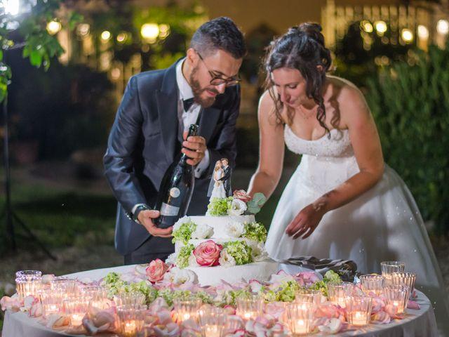 Il matrimonio di Alessio e Sirena a Quarrata, Pistoia 90