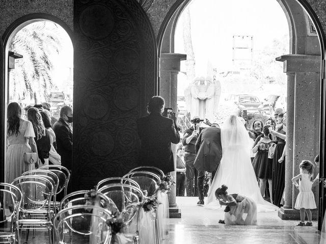 Il matrimonio di Federica e Alberto a Roma, Roma 26