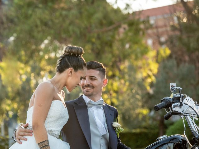 Il matrimonio di Federica e Alberto a Roma, Roma 28