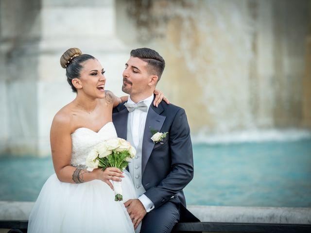 Il matrimonio di Federica e Alberto a Roma, Roma 32
