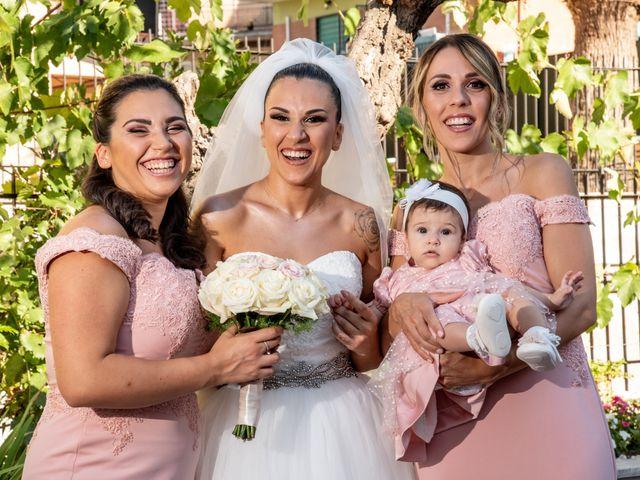 Il matrimonio di Federica e Alberto a Roma, Roma 45