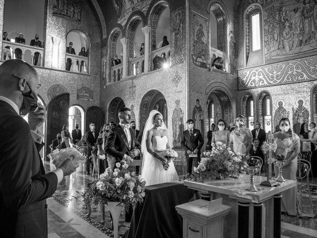 Il matrimonio di Federica e Alberto a Roma, Roma 48
