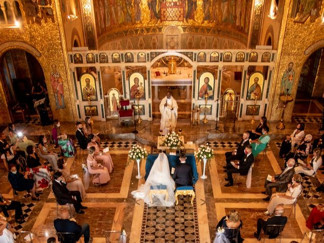 Il matrimonio di Federica e Alberto a Roma, Roma 50