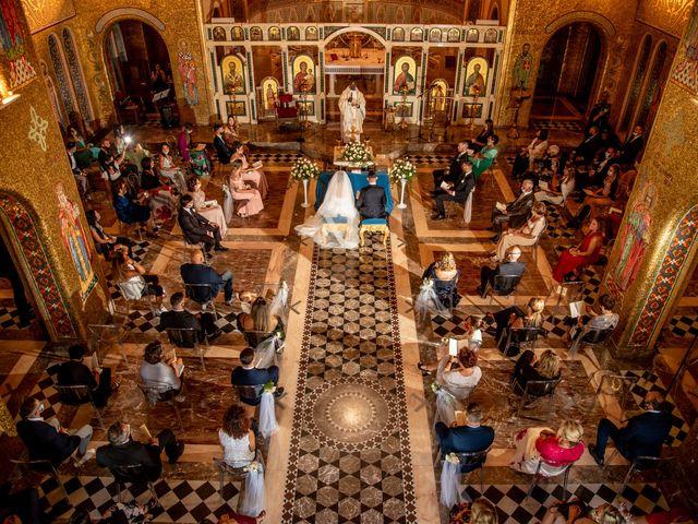Il matrimonio di Federica e Alberto a Roma, Roma 51