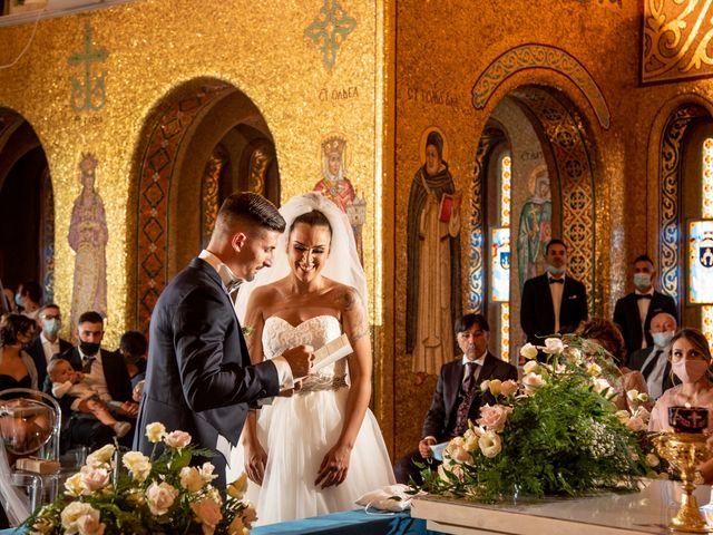 Il matrimonio di Federica e Alberto a Roma, Roma 53