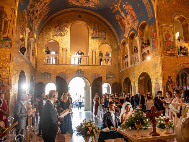 Il matrimonio di Federica e Alberto a Roma, Roma 54
