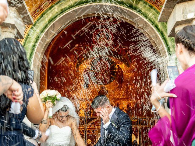 Il matrimonio di Federica e Alberto a Roma, Roma 56