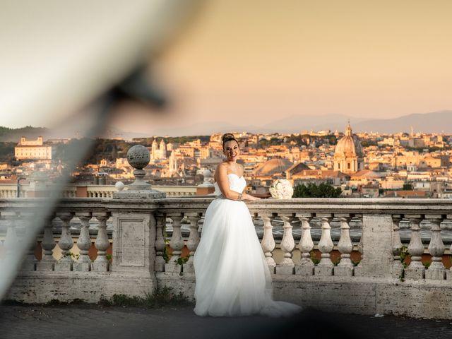 Il matrimonio di Federica e Alberto a Roma, Roma 57